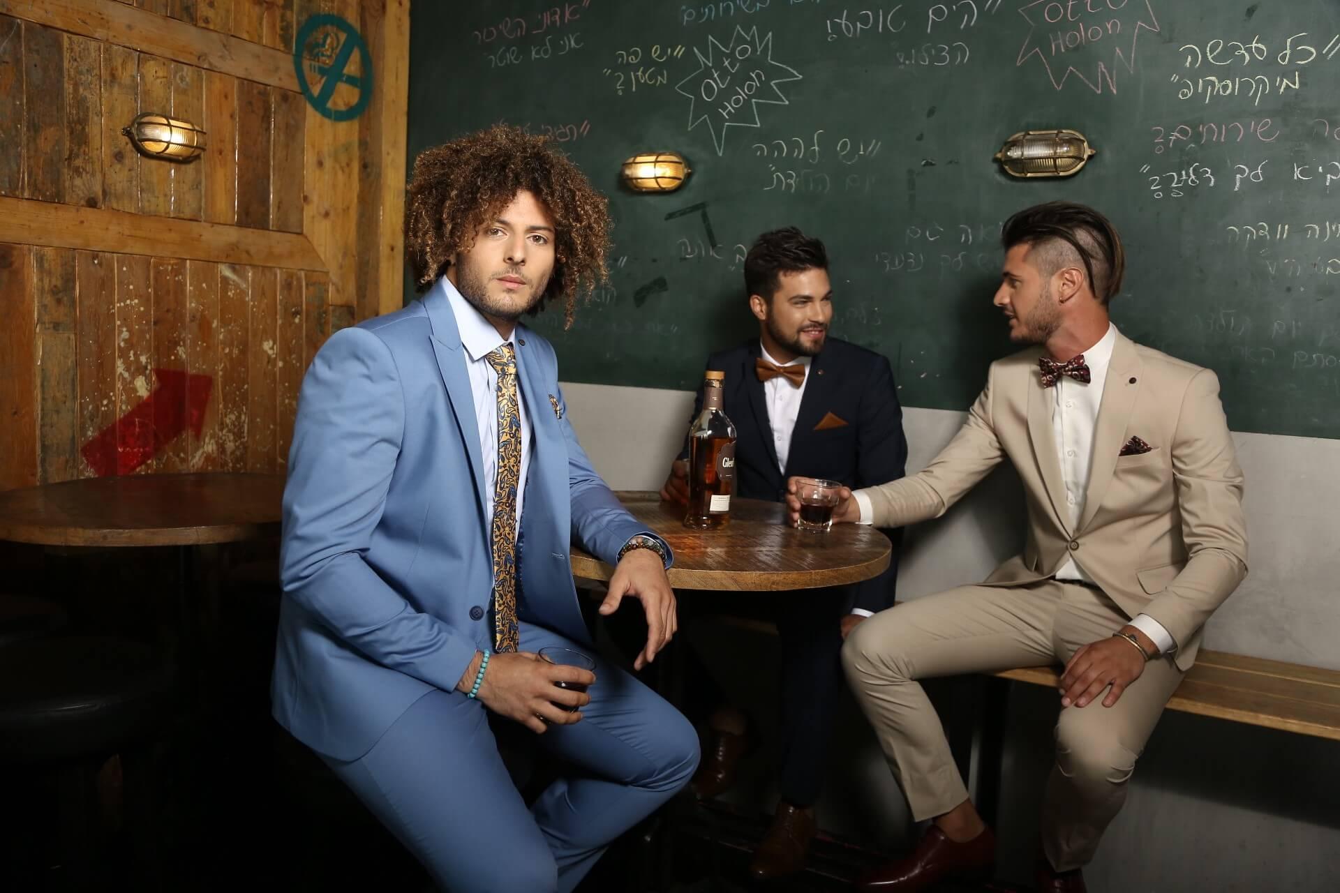 חליפות גברים בדיפלומט