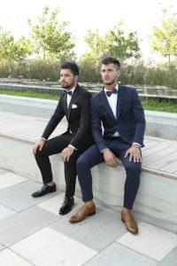 חליפות חתן ראשית